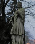 Bingo-Umweltstiftung fördert Statue des Hl. Nepomuk in Haselünne